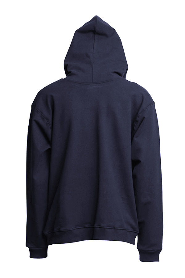 Lapco FR 12 oz Hoodie Sweatshirt-95/5 Cotton-Spandex Blend Fleece