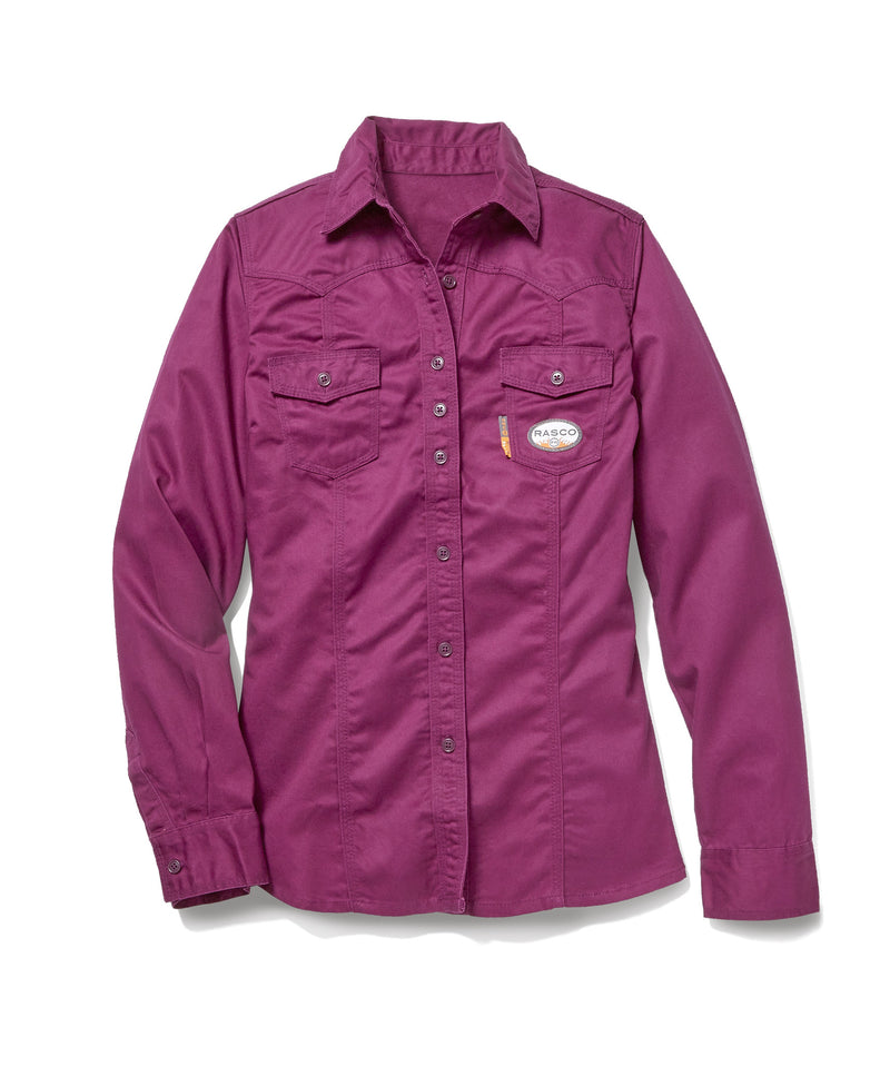 New Rasco FR Women's Work Shirts