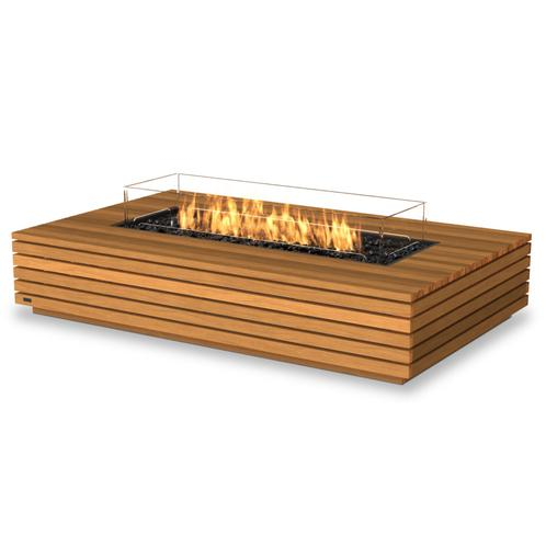 Rectangle fire pits