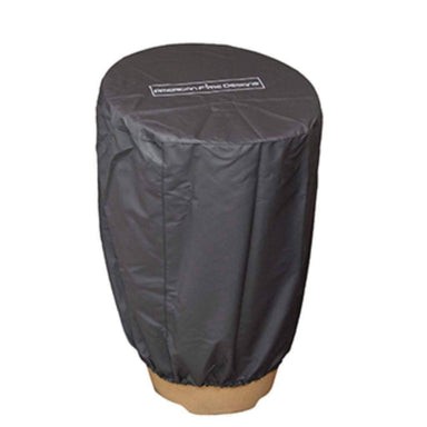 American Fyre Designs Fire Urn Cover Protective Fabric Fire Pit Cover 8141A Fire Pit Cover American Fyre Design