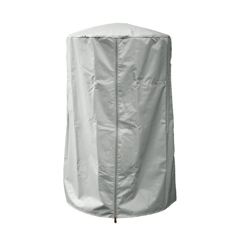 Image of AZ Patio Heaters Heavy Duty Portable Patio Heater Cover Fire Pit HVD-TTCV - In Stock Protective Covers AZ Patio Heaters Silver 24L X 24W X 38H