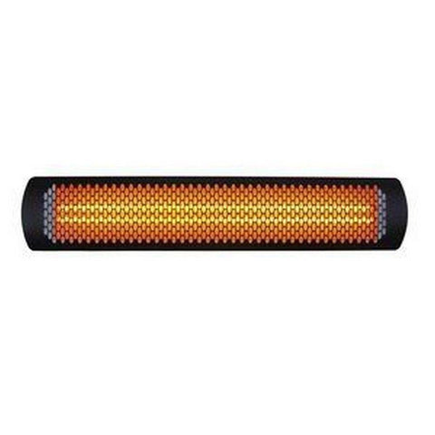 Bromic Heating - Tungsten - 2000 Watts Electric Single Element Heater - BH0420030 Electric Heater Bromic Heating