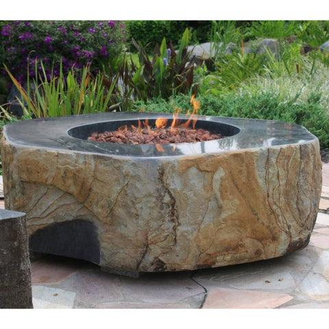 Image of Elementi Wind Screen for Brooklyn Basalt Fire Table OFG101-WS Accessories Elementi