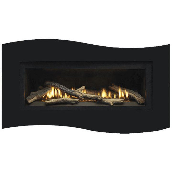 "Empire Boulevard 41"" Direct Vent Traditional Linear Gas Fireplace - DVTL41 Fireplaces Empire Comfort Systems"