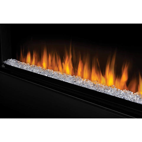 "Image of Napoleon Alluravision 74"" Wall Mount Electric Fireplace - NEFL74CHD Fireplaces Napoleon"