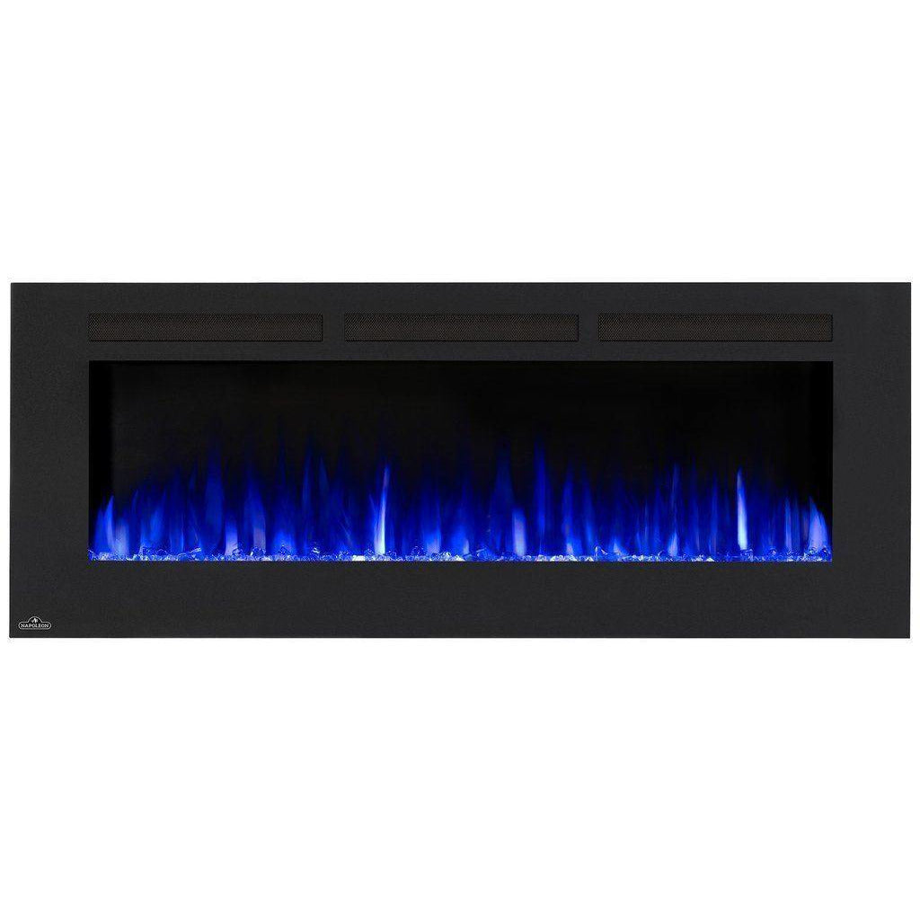 "Napoleon Allure 60"" Linear Wall Mount Electric Fireplace - NEFL60FH Fireplaces Napoleon"