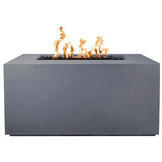 "Image of The Outdoor Plus 60"" Pismo Concrete Gas Fire Pit Fire Pit The Outdoor Plus"