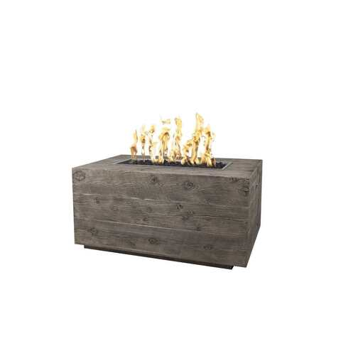 Image of The Outdoor Plus Catalina Wood Grain Fire Pit OPT-CTL84 Fire Pit The Outdoor Plus