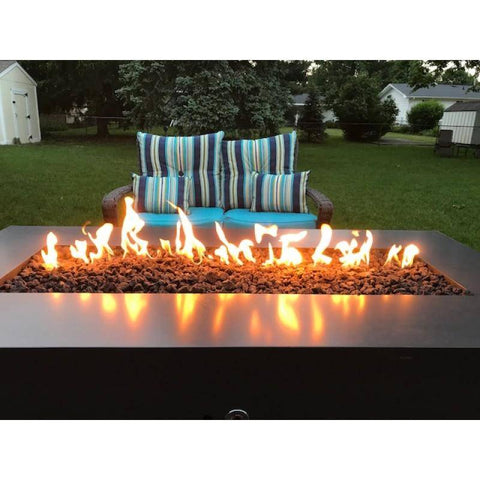 Image of The Outdoor Plus Coronado Metal Fire Pit OPT-XX96 Fire Pit The Outdoor Plus