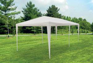 Extra grote, waterafstotende partytent