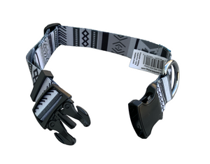Dog Collar  (webbing 100% recycled plastic)