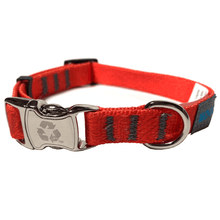 Load image into Gallery viewer, Dog Collar  (webbing 100% recycled plastic)