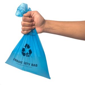 Eco-Friendly Dog Duty Bags