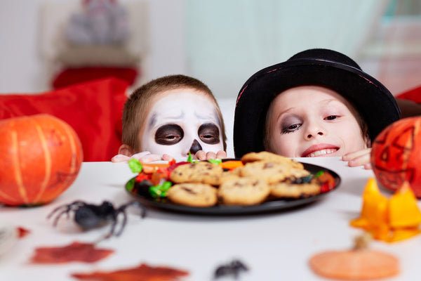 Trick or Teeth! Tips for Healthy Smiles!
