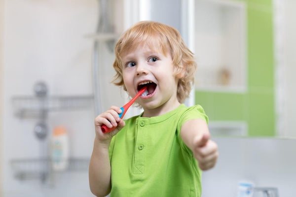 How to keep your children's teeth super healthy