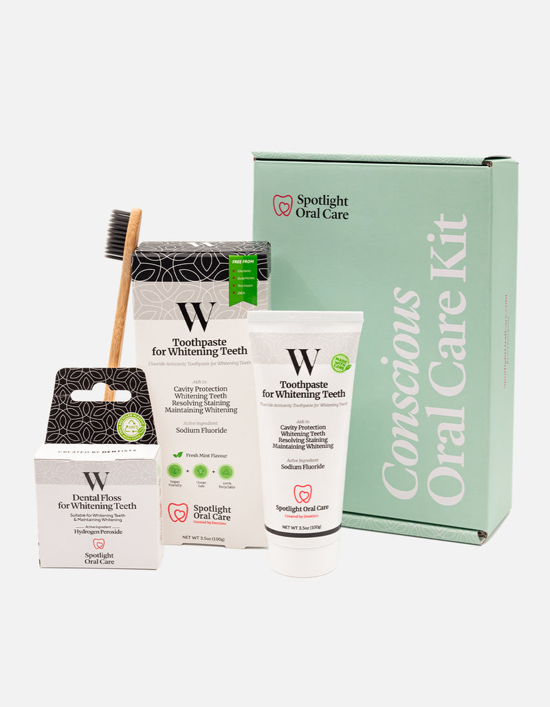 Conscious Oral Care Kit