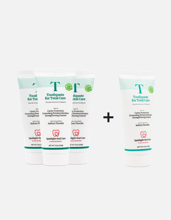 Toothpaste for Total Care - Bulk Buy