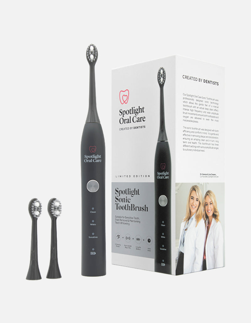 Graphite Grey Sonic Toothbrush