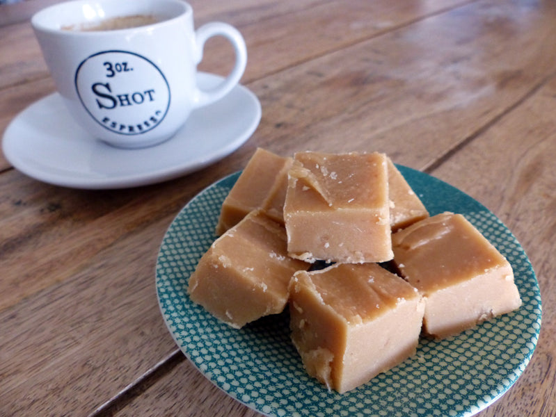 Smoky Fudge