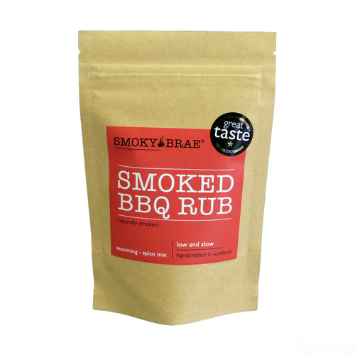 80g Pouch of Smoked BBQ Rub Spice Blend by Smoky Brae