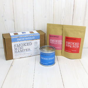 Smoked Mini Hamper Food Gift Set - Hamper