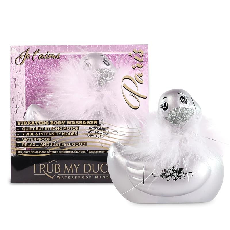 Estimulador I Rub My Duckie 20 Paris Plata