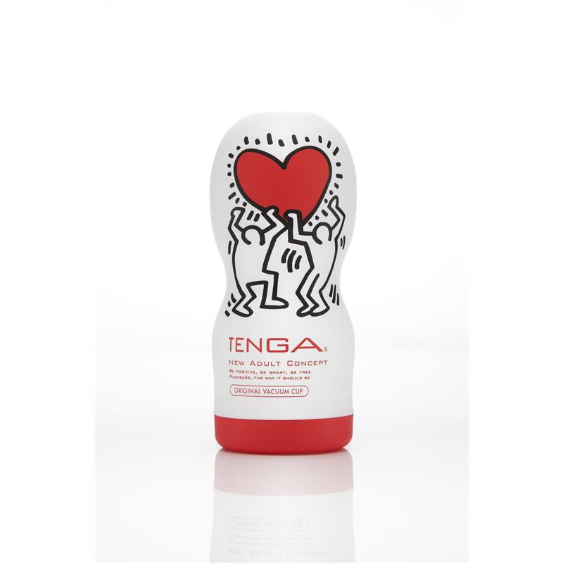 Tenga Masturbado Keith Haring Deep Throat Cup