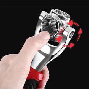 Multi-Function Socket Wrench 8 in 1