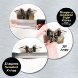 Creative Knife Sharpener