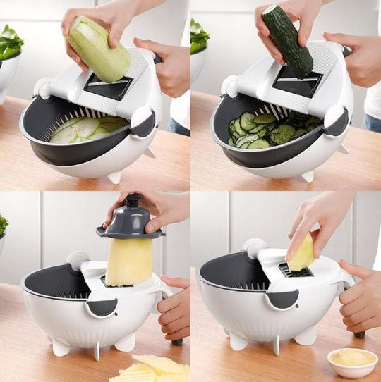 Vegetable Cutter 9 in 1
