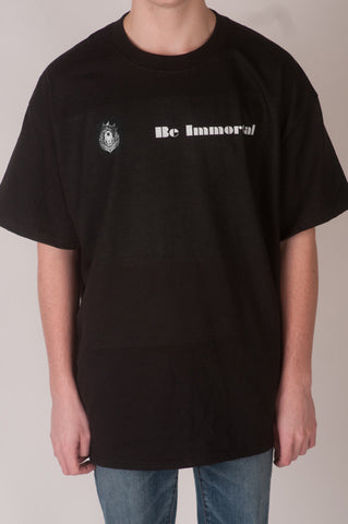 Basic Be Immortal Tee