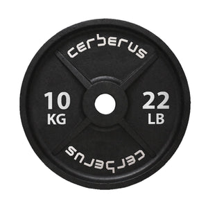 CERBERUS Cast Iron Olympic Plates