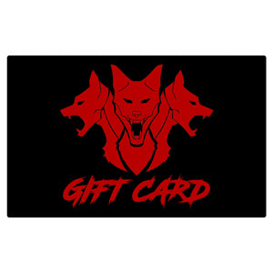 CERBERUS NZ Gift Card