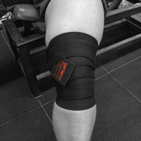 Image of Performance Knee Wraps
