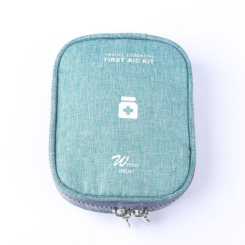 green First Aid Travel Case