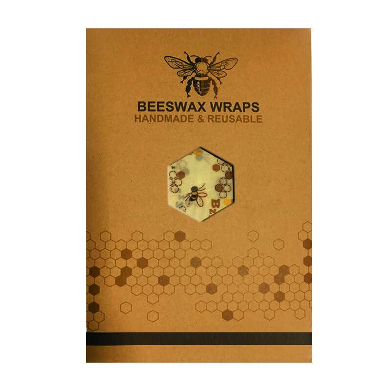 Organic Beeswax Food Wraps Bees