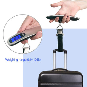 Digital Luggage Scale capacity