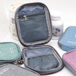 open view empty First Aid Travel Case