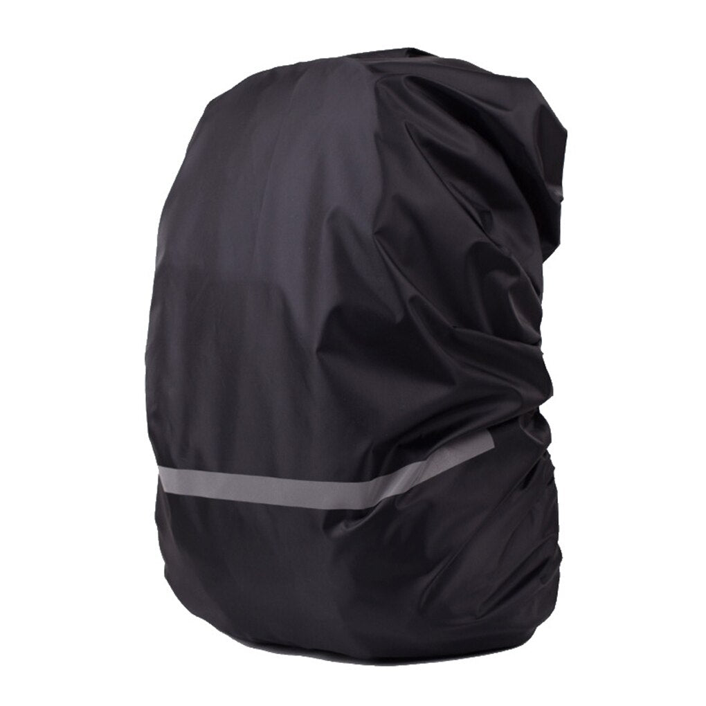Backpack Rain Cover Black