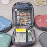 open view First Aid Travel Case