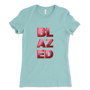 Blazed apparel