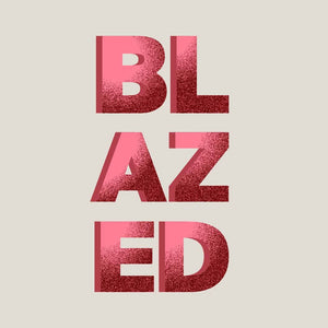 Blazed cool design