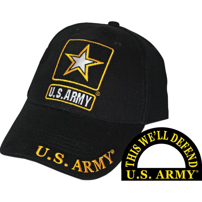 ARMY LOGO HAT