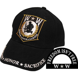 WOUNDED WARRIOR HAT
