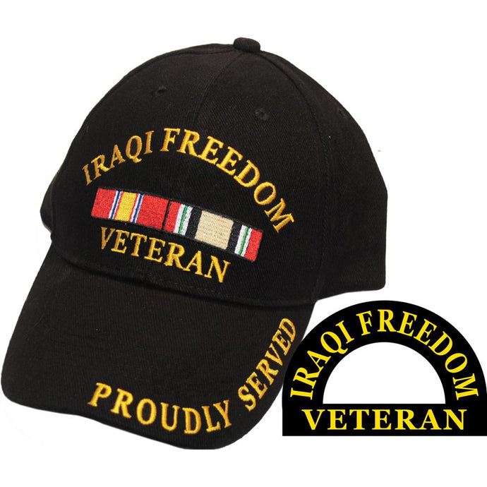 IRAQI FREEDOM, VETERAN HAT
