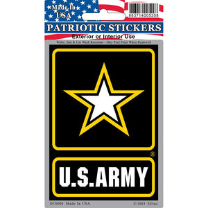 ARMY LOGO STICKER
