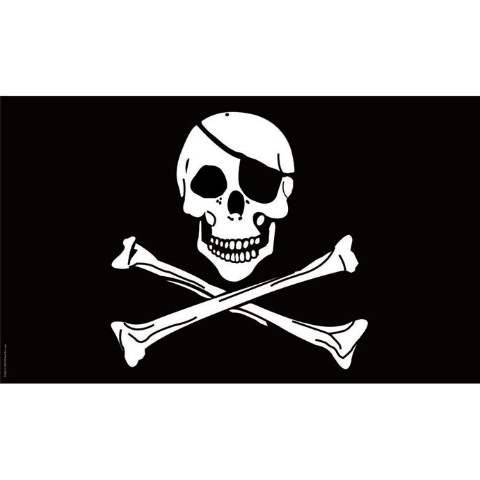 JOLLY ROGERS PIRATE FLAG
