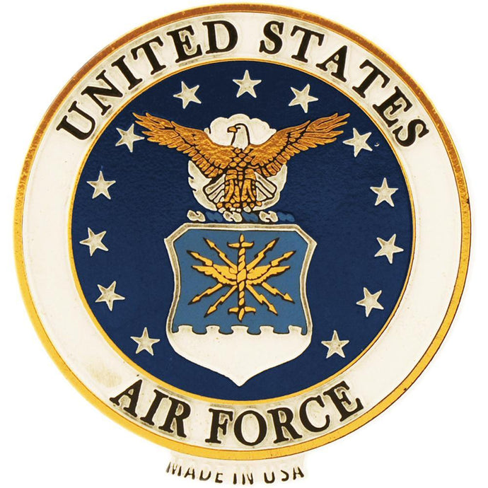 US AIR FORCE EMBLEM MAGNET