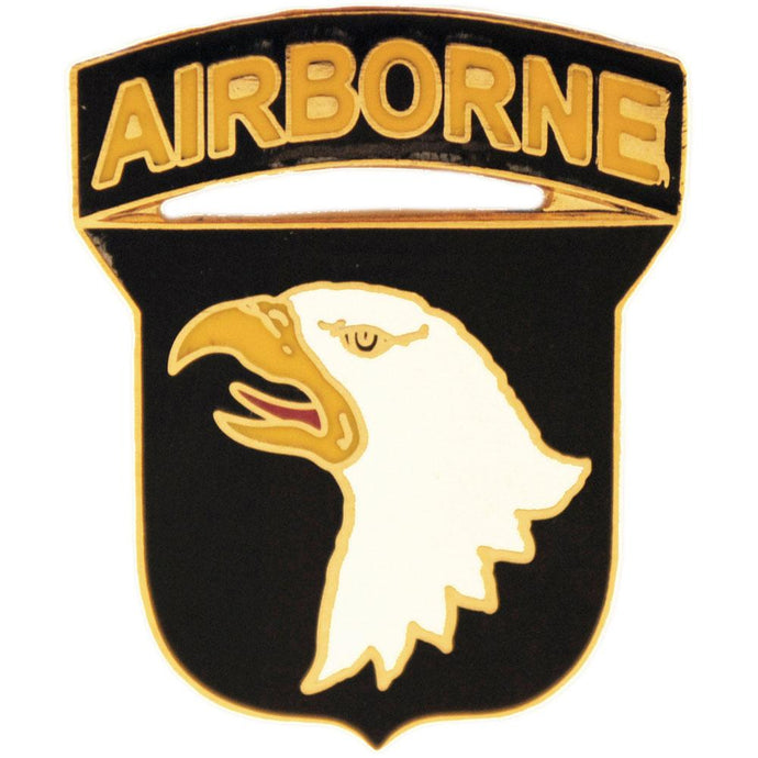 ARMY 101ST AIRBORNE DIV HAT PIN