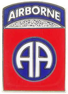 ARMY 82ND AIRBORNE DIV HAT PIN